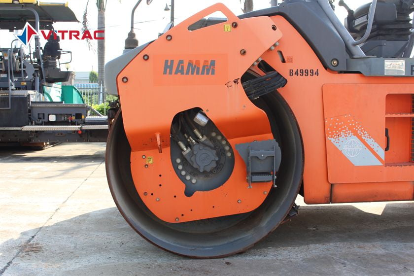 HAMM HD+ 140 VV