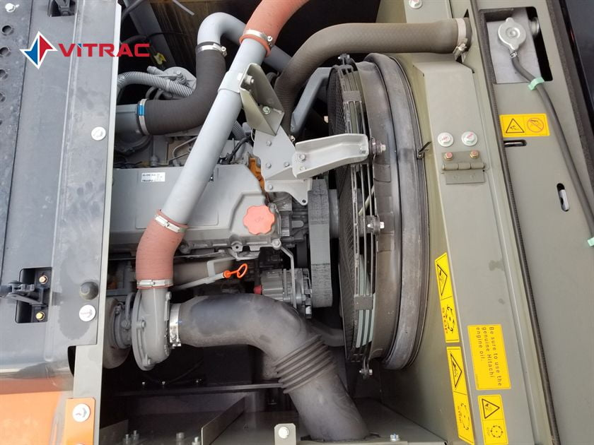 Máy đào Hitachi bánh xích ZX330-5G Mới