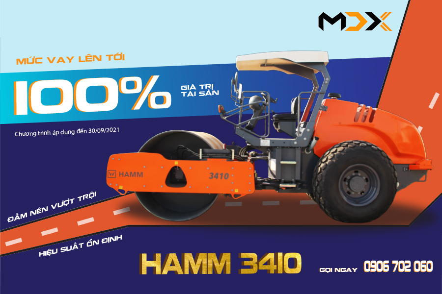 HAMM 3410
