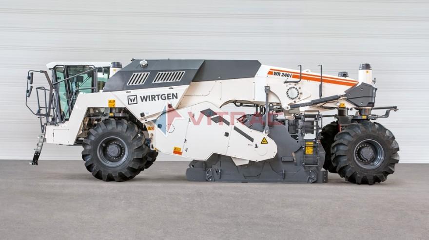 máy tái chế WIRTGEN WR 240