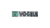 máy trải nhựa Voegele