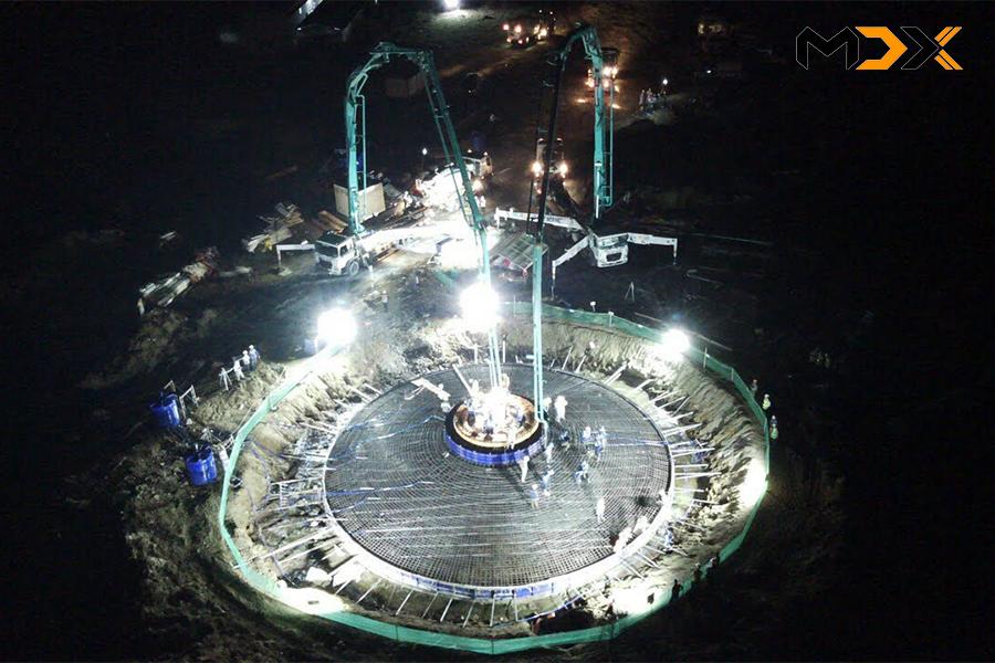 dự án điện gió tỉnh Đắk Nông